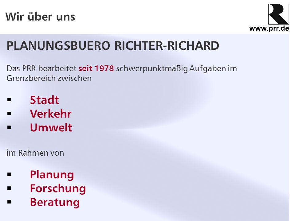 PLANUNGSBUERO RICHTER-RICHARD