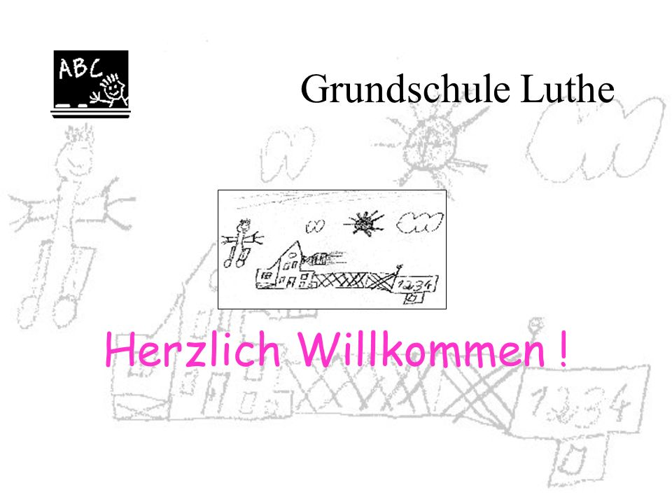 Grundschule Luthe Herzlich Willkommen !
