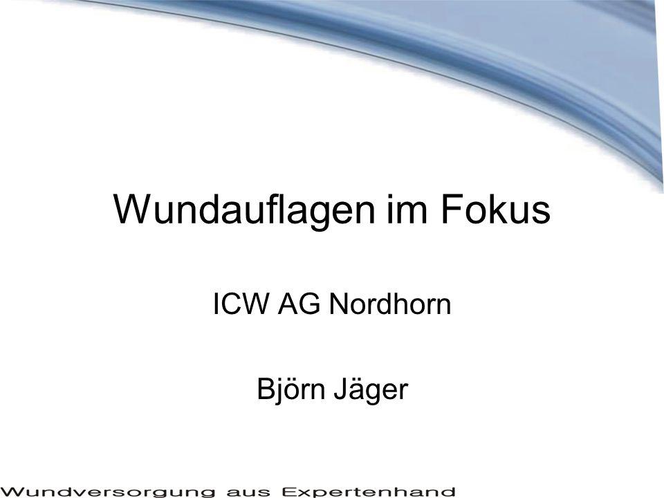 ICW AG Nordhorn Björn Jäger