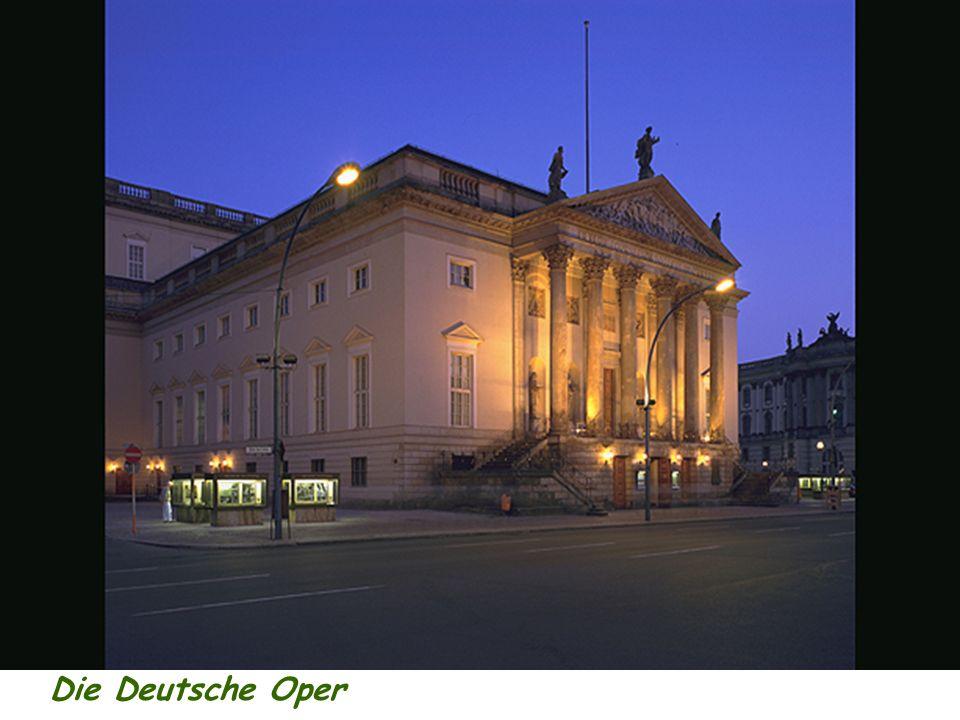 Die Deutsche Oper