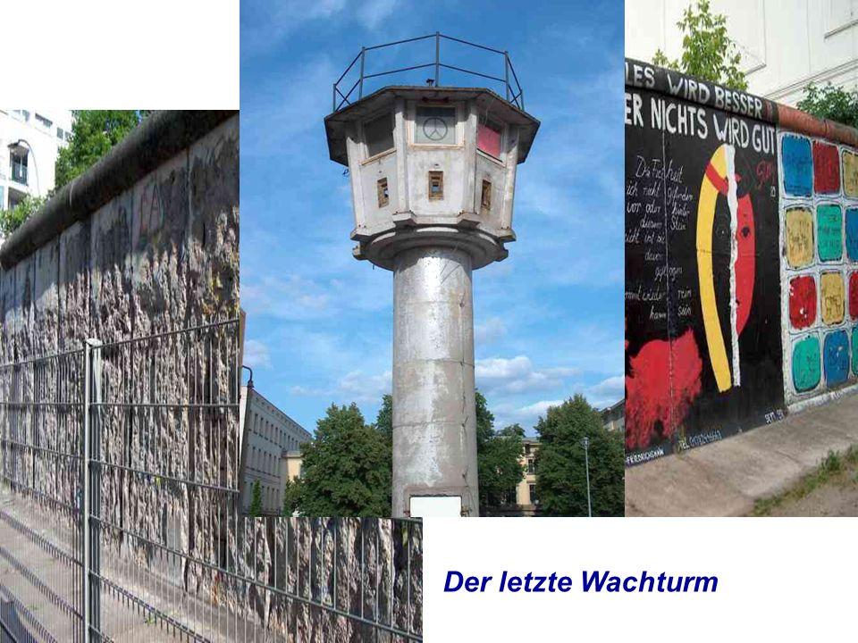 Der letzte Wachturm