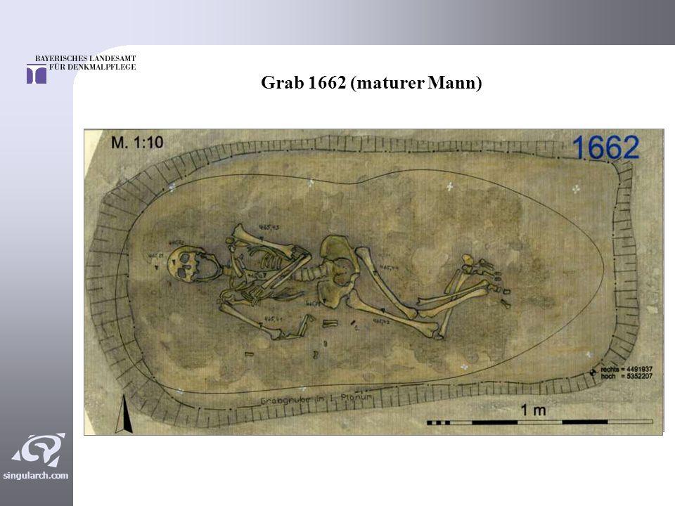 Grab 1662 (maturer Mann)