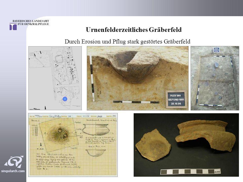 Urnenfelderzeitliches Gräberfeld