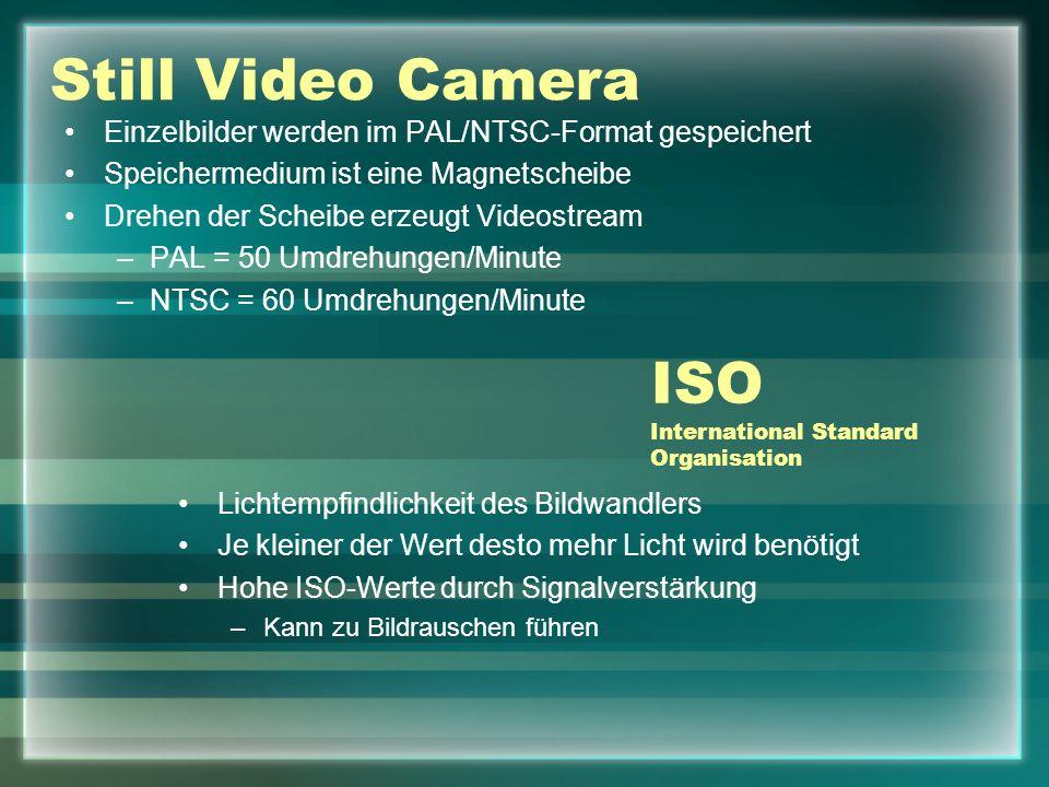 ISO International Standard Organisation