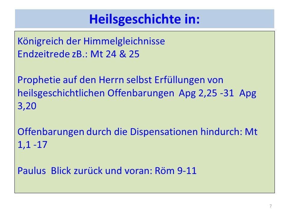 Heilsgeschichte in: