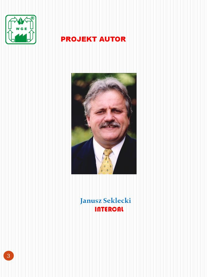 PROJEKT AUTOR Janusz Seklecki INTERCAL