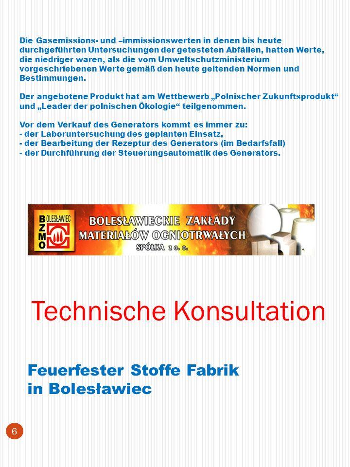 Technische Konsultation