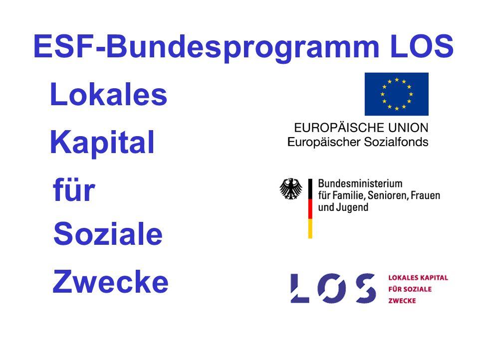 ESF-Bundesprogramm LOS