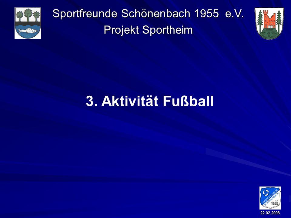 3. Aktivität Fußball 22.02.2008