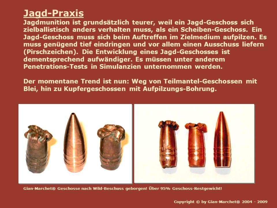 Jagd-Praxis