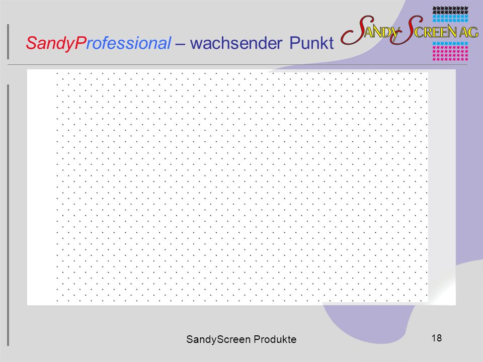SandyProfessional – wachsender Punkt