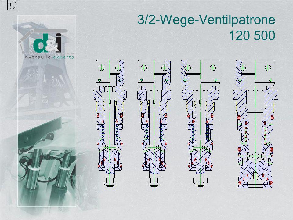 3/2-Wege-Ventilpatrone 120 500