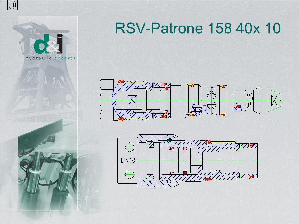 RSV-Patrone 158 40x 10