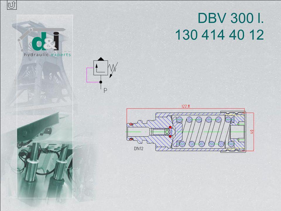 DBV 300 l. 130 414 40 12