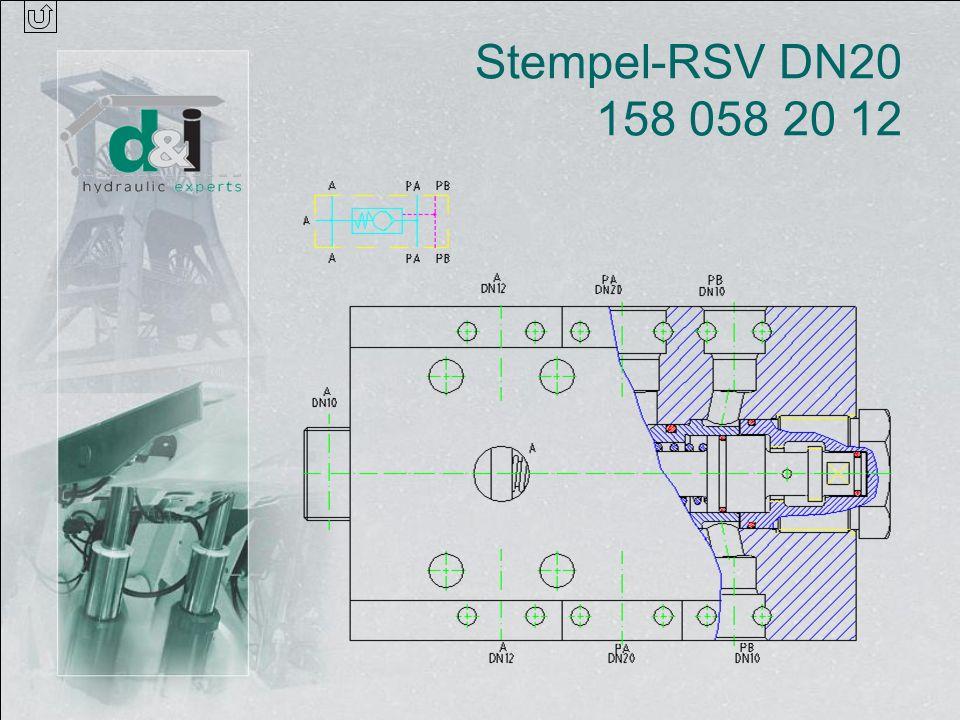 Stempel-RSV DN20 158 058 20 12