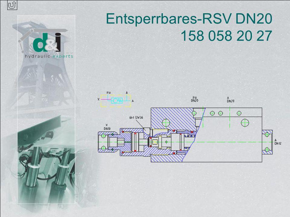 Entsperrbares-RSV DN20 158 058 20 27