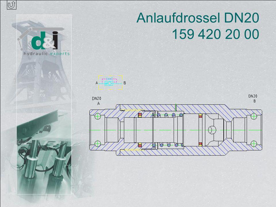 Anlaufdrossel DN20 159 420 20 00