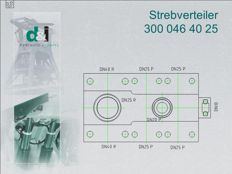 Strebverteiler 300 046 40 25