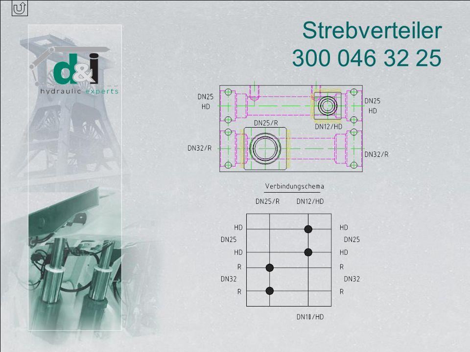Strebverteiler 300 046 32 25