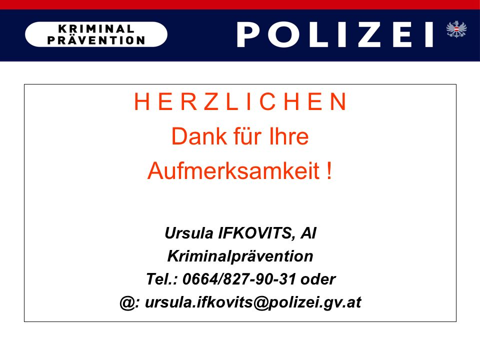 @: ursula.ifkovits@polizei.gv.at