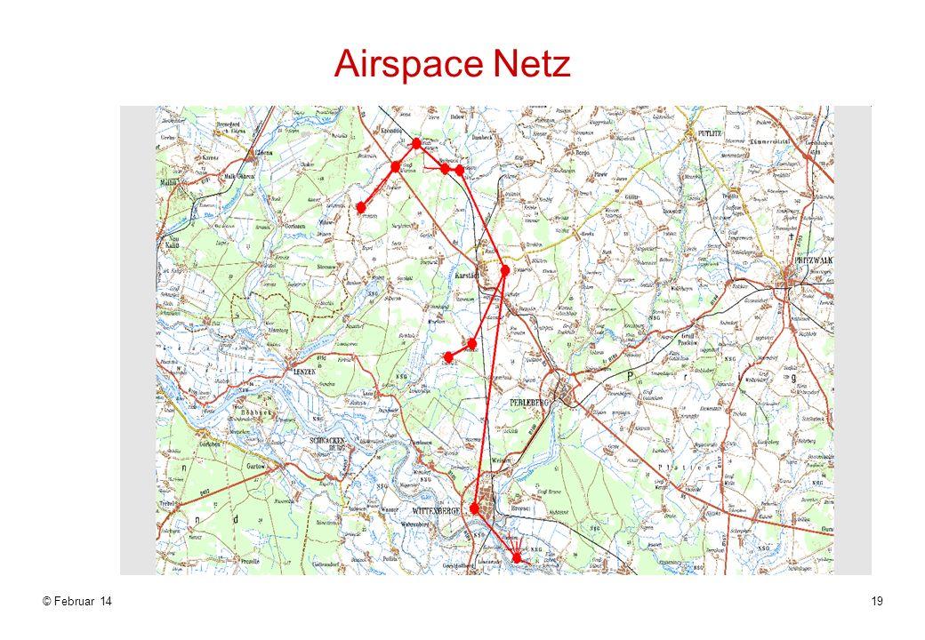 Airspace Netz © März 17