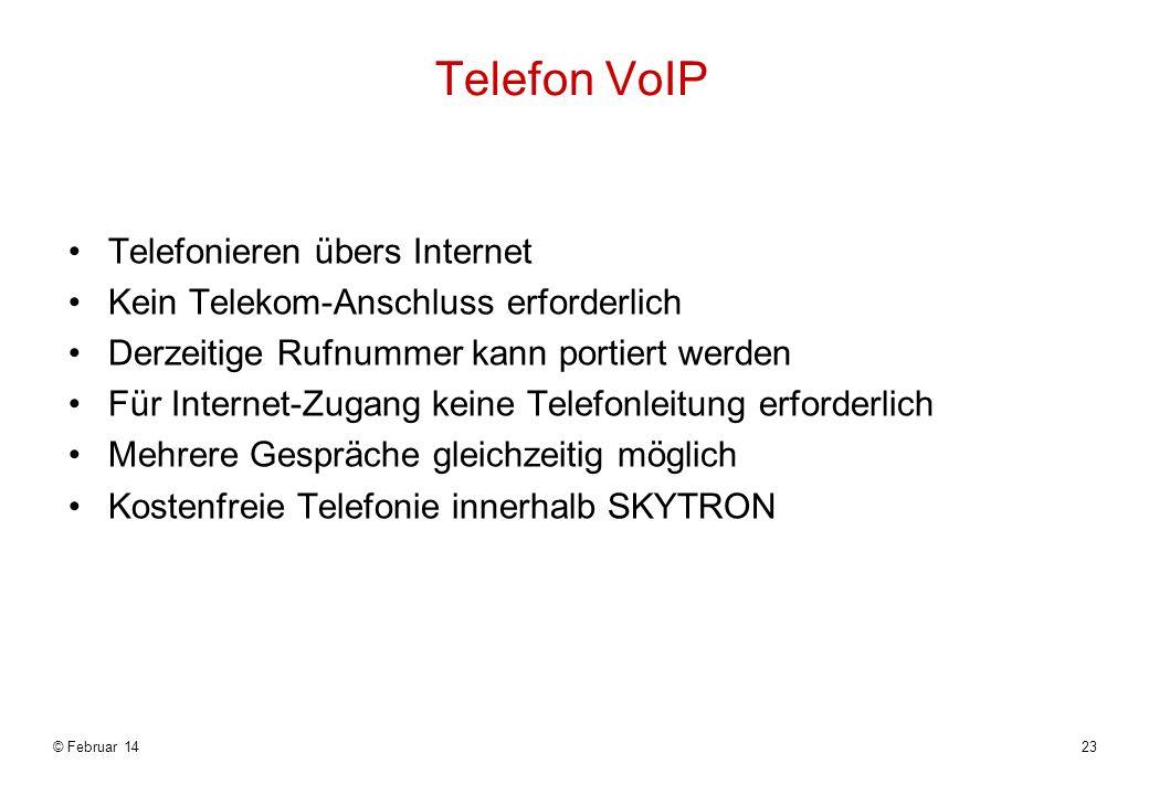 Telefon VoIP Telefonieren übers Internet