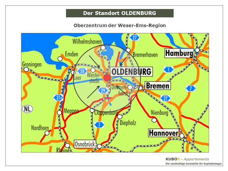 Der Standort OLDENBURG