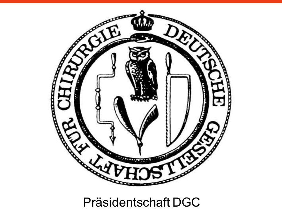 Präsidentschaft DGC
