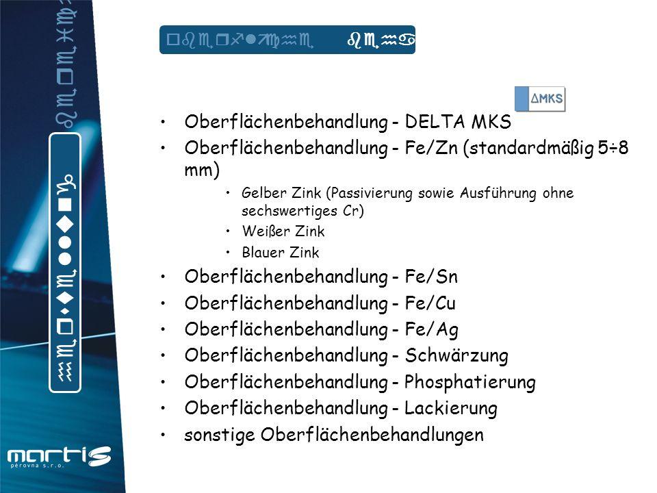 herstellung bereich Oberflächenbehandlung - DELTA MKS