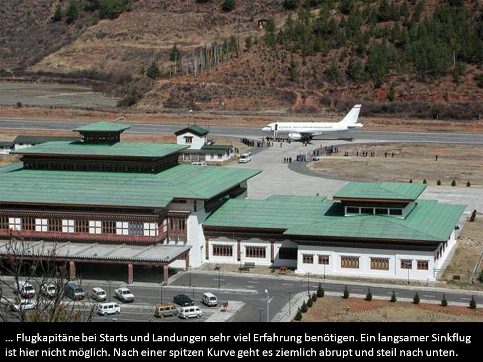 … Flugkapitäne bei Starts und Landungen sehr viel Erfahrung benötigen