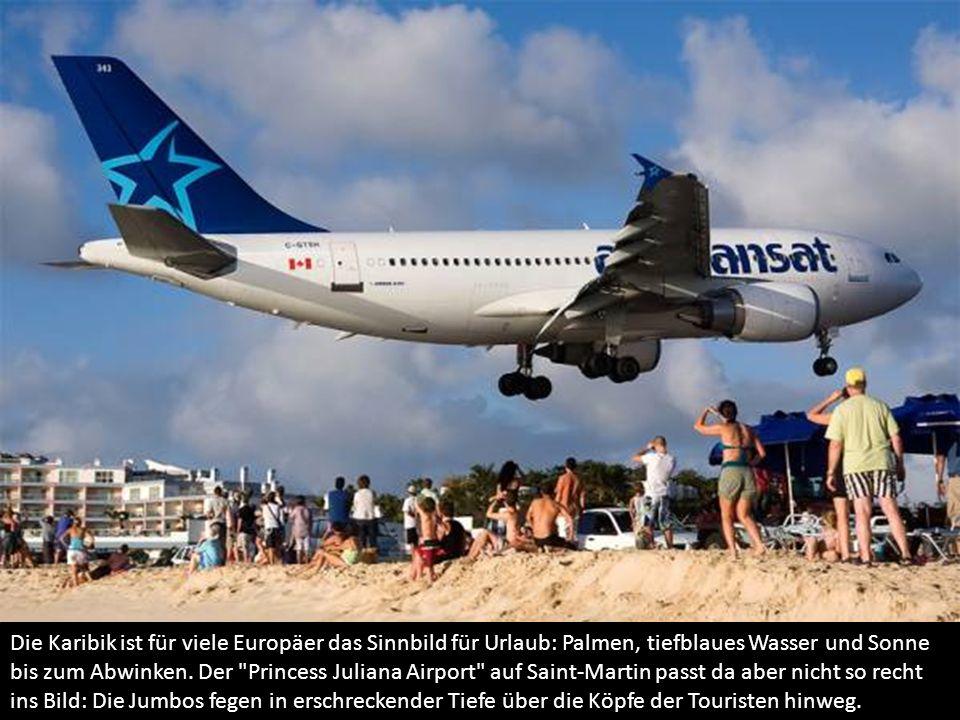 Die Karibik ist für viele Europäer das Sinnbild für Urlaub: Palmen, tiefblaues Wasser und Sonne bis zum Abwinken.