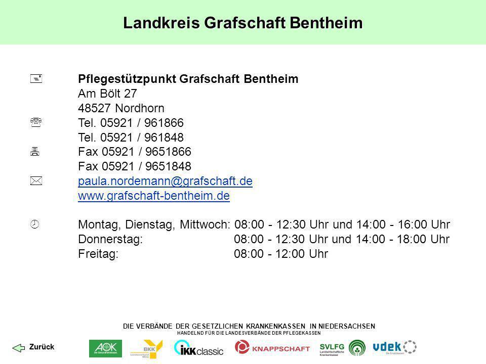 Landkreis Grafschaft Bentheim