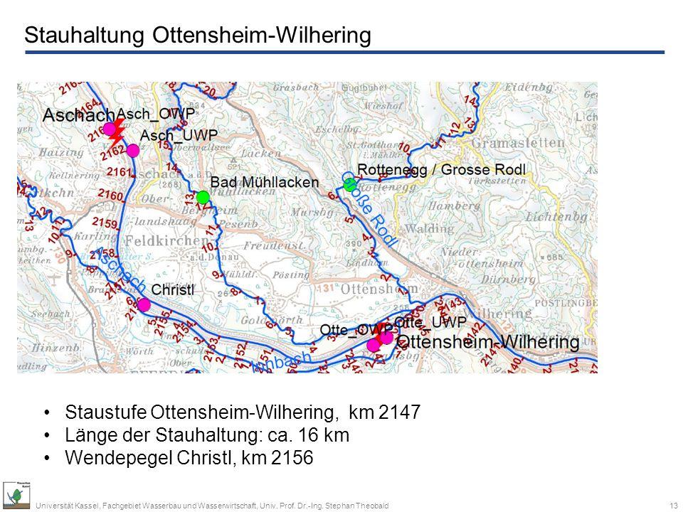 Stauhaltung Ottensheim-Wilhering