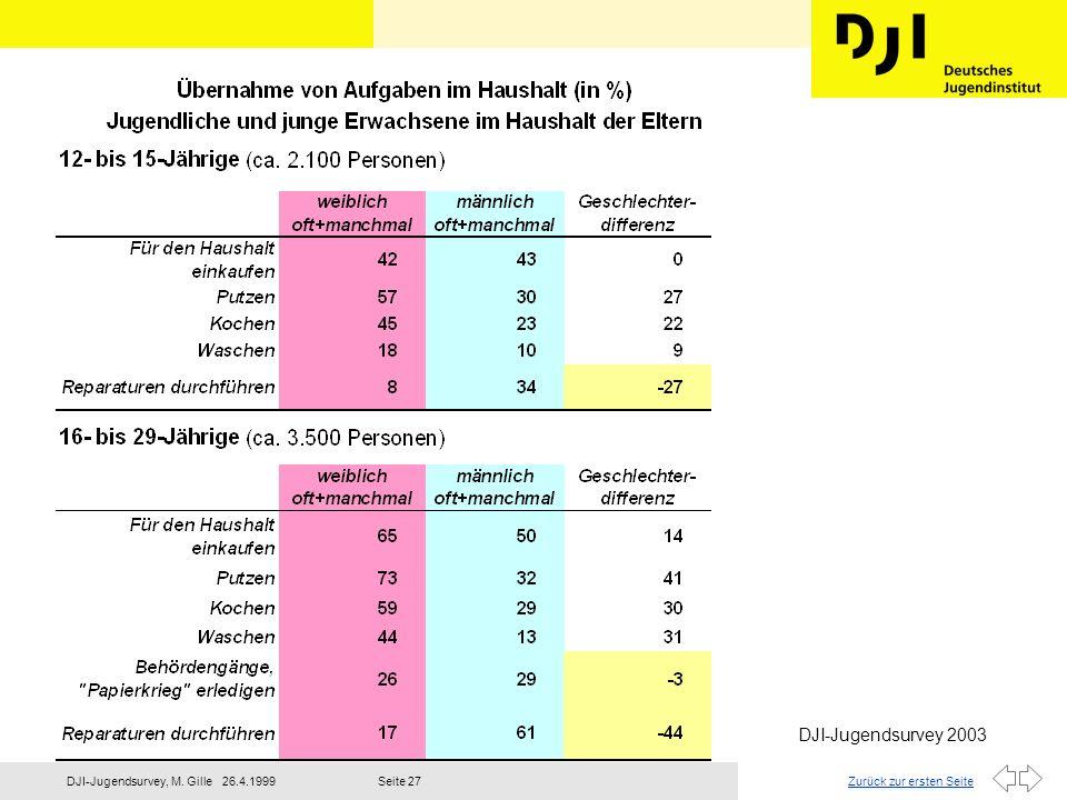 DJI-Jugendsurvey 2003
