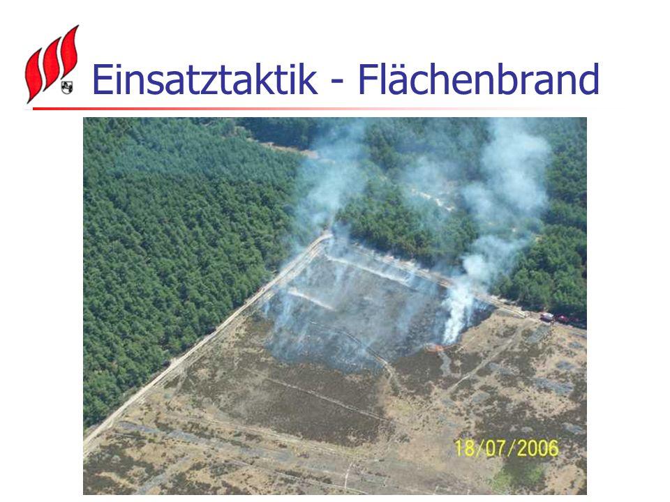 Einsatztaktik - Flächenbrand