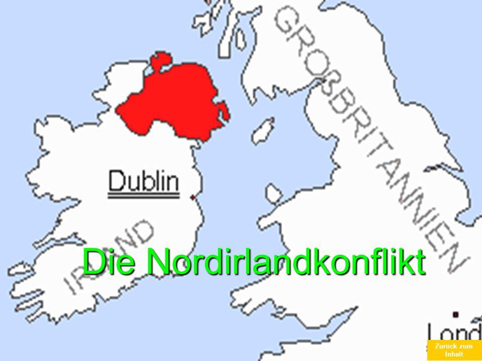 Die Nordirlandkonflikt