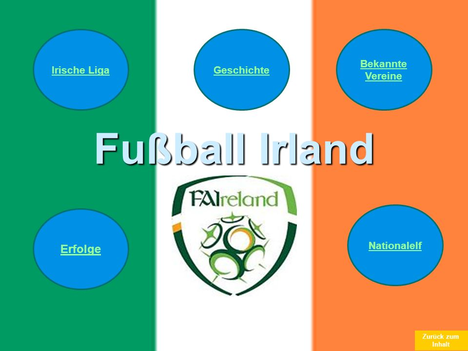 Fußball Irland Erfolge Irische Liga Geschichte Bekannte Vereine