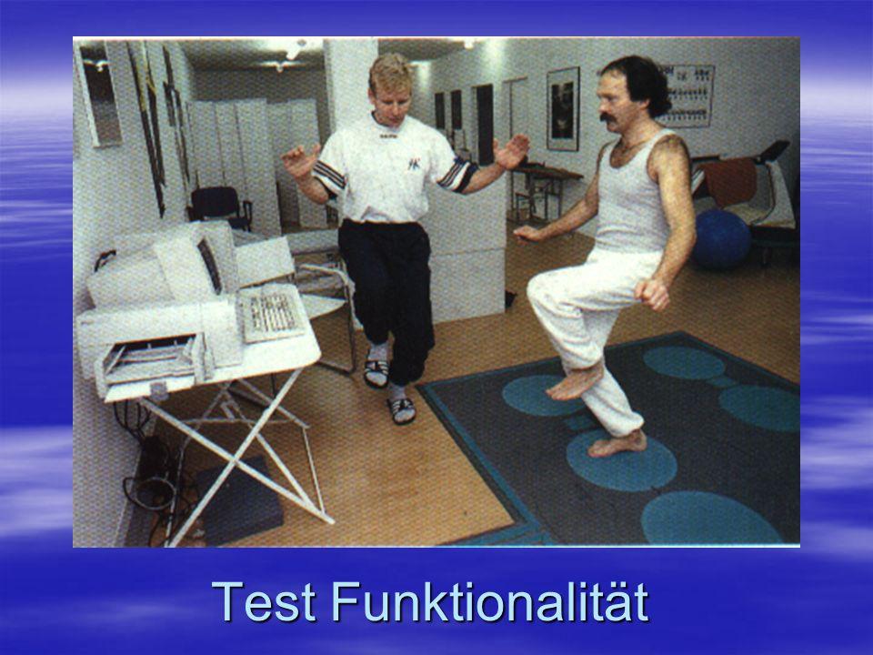 Test Funktionalität