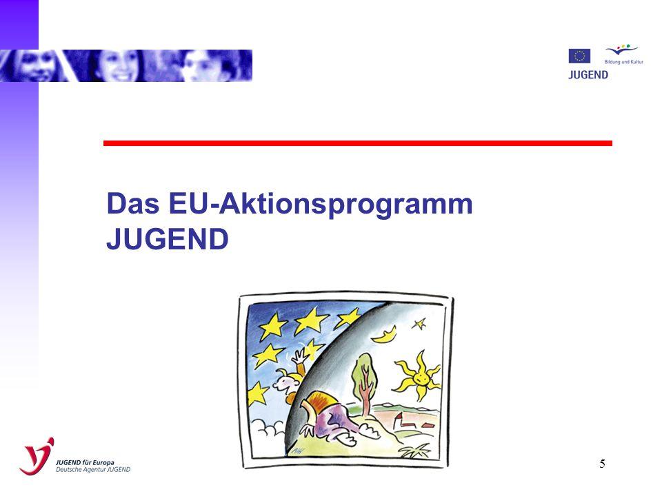 Das EU-Aktionsprogramm
