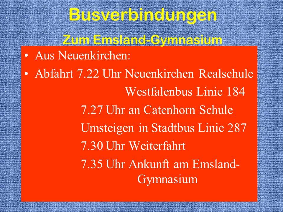 Zum Emsland-Gymnasium