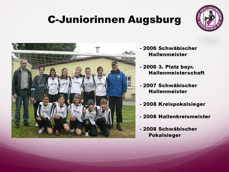 C-Juniorinnen Augsburg