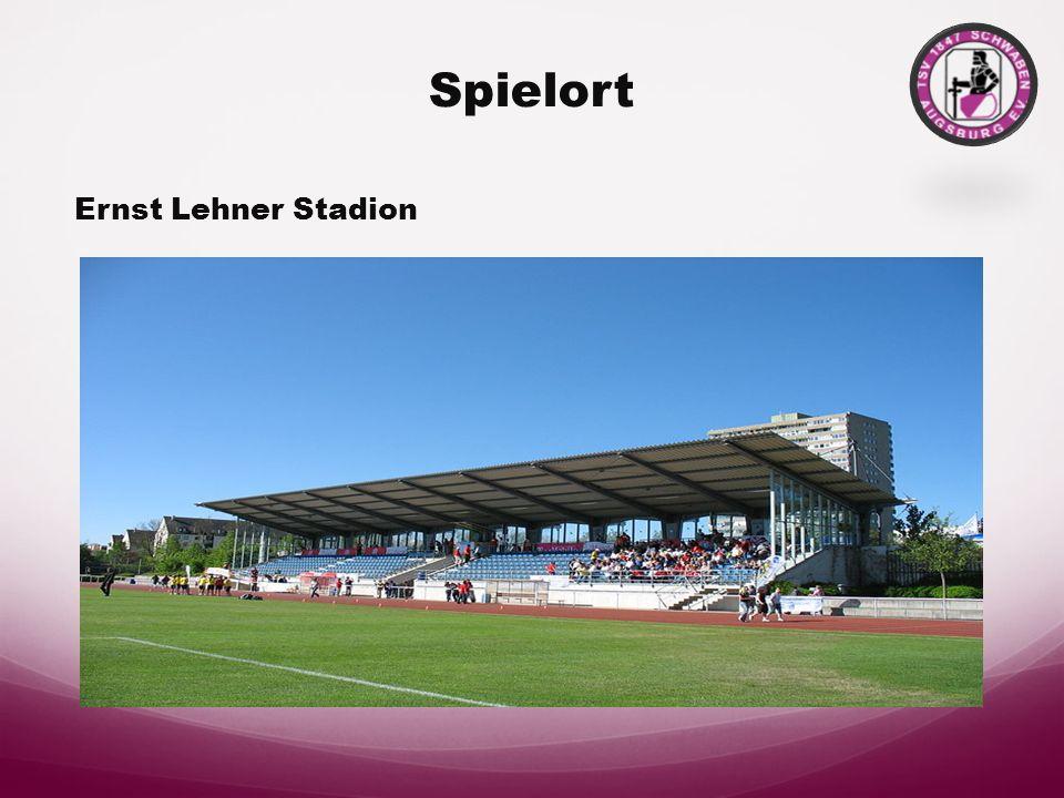 Spielort Ernst Lehner Stadion