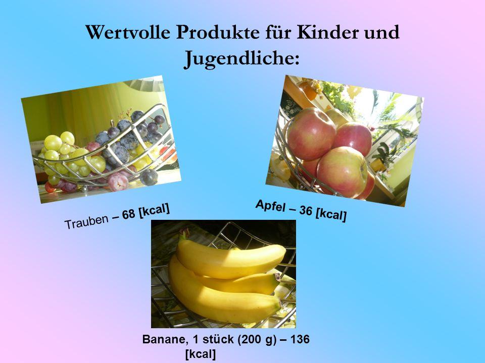 Wertvolle Produkte für Kinder und Jugendliche: