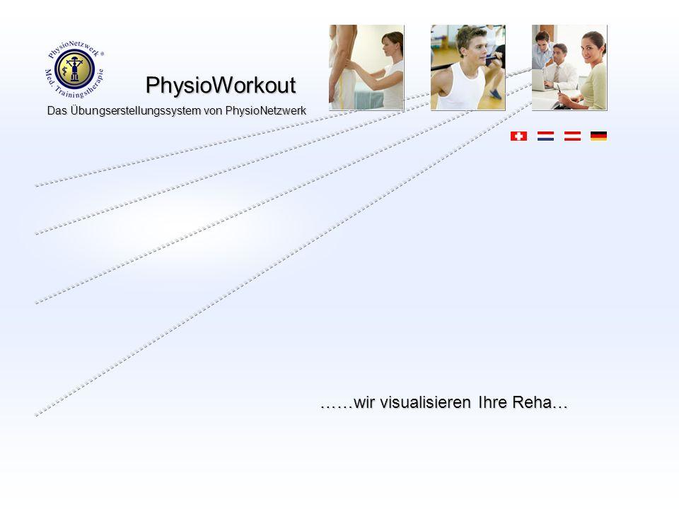 ……wir visualisieren Ihre Reha…