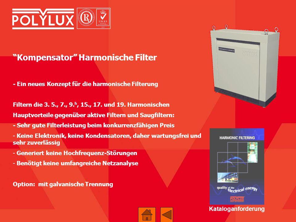 Kompensator Harmonische Filter