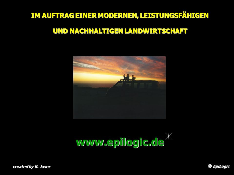 www.epilogic.de IM AUFTRAG EINER MODERNEN, LEISTUNGSFÄHIGEN