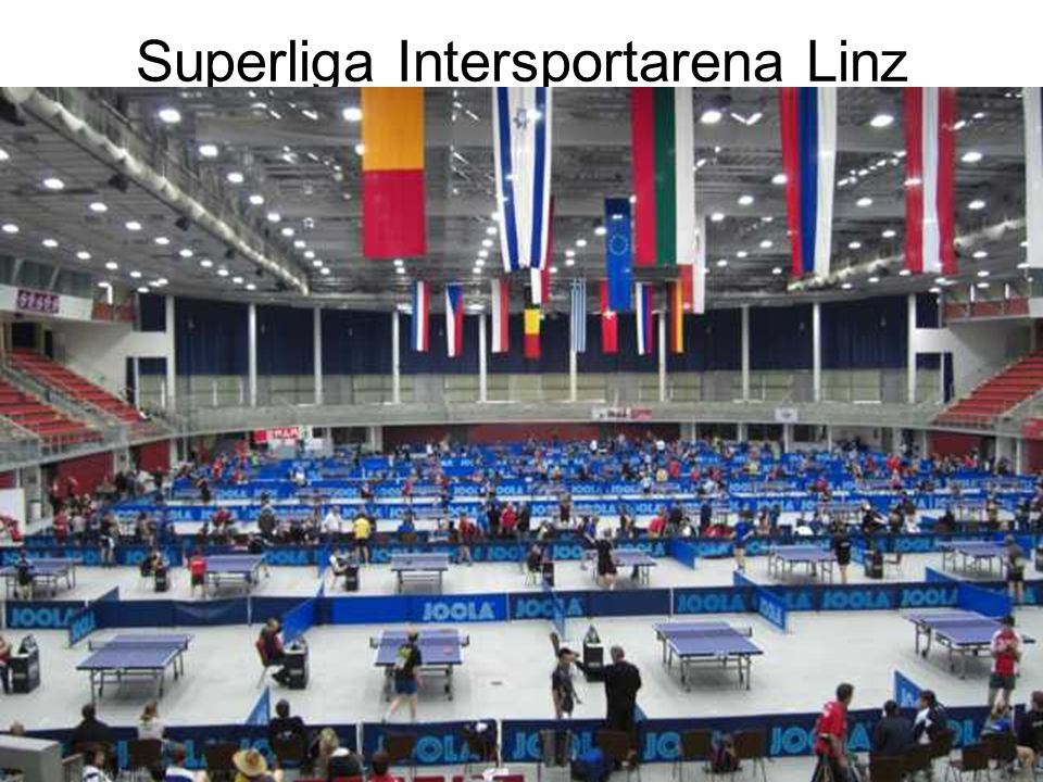 Superliga Intersportarena Linz