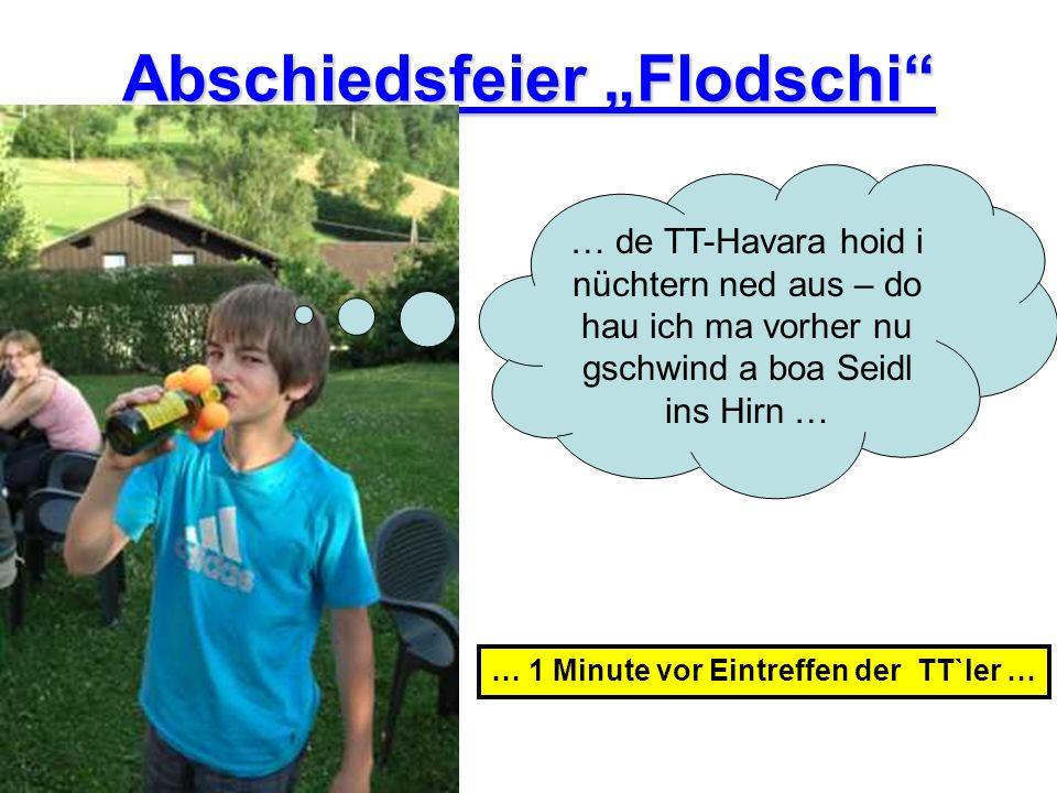 """Abschiedsfeier """"Flodschi"""