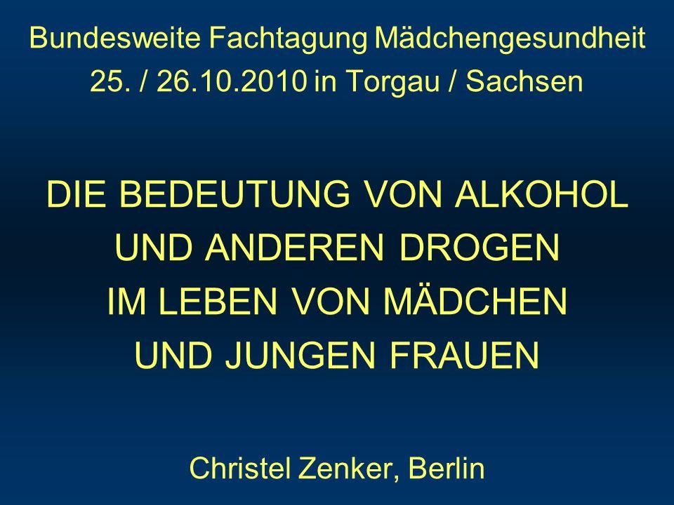 Bundesweite Fachtagung Mädchengesundheit 25. / 26. 10