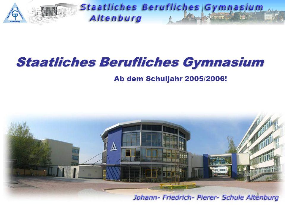 Staatliches Berufliches Gymnasium